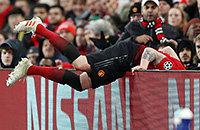 Манчестер Юнайтед, болельщики, Лига чемпионов, премьер-лига Англия