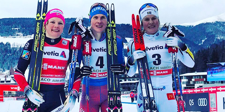 Кубок мира, Наталья Матвеева, сборная России жен (лыжные гонки), лыжные гонки