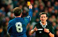 Пол Гаскойн, Сборная Англии по футболу, Рейнджерс, высшая лига Шотландия
