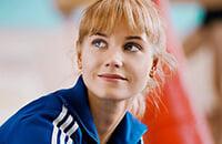 Кристина Асмус, Женская сборная России по спортивной гимнастике, Светлана Хоркина, спортивная гимнастика