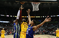 НБА, ЛеБрон Джеймс, Кливленд, видео, Кайри Ирвинг