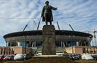 Стадионы ЧМ-2018. За два года до