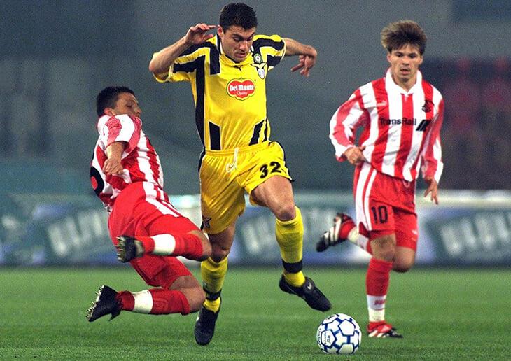 Общее у «Локо» и «Лацио»: полуфинал Кубка Кубков-1999, трудные матчи Сарри против Семина и Николича