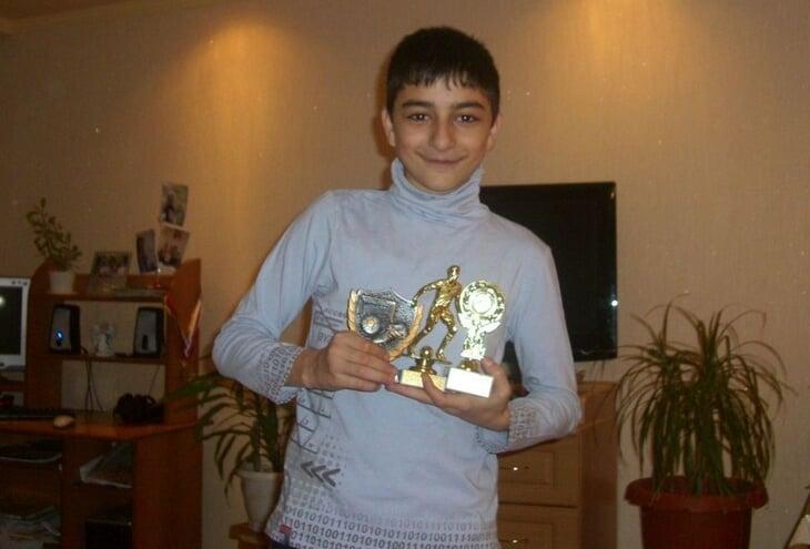 Захарян в 17 поразил РПЛ и едет в сборную. Вот монолог его первого тренера – о гордости и особой технике