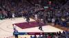 LeBron James with 31 Points  vs. Detroit Pistons