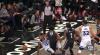 Jarrett Allen Blocks in Brooklyn Nets vs. Minnesota Timberwolves