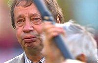 Семин плачет, радуясь чемпионству «Локомотива»