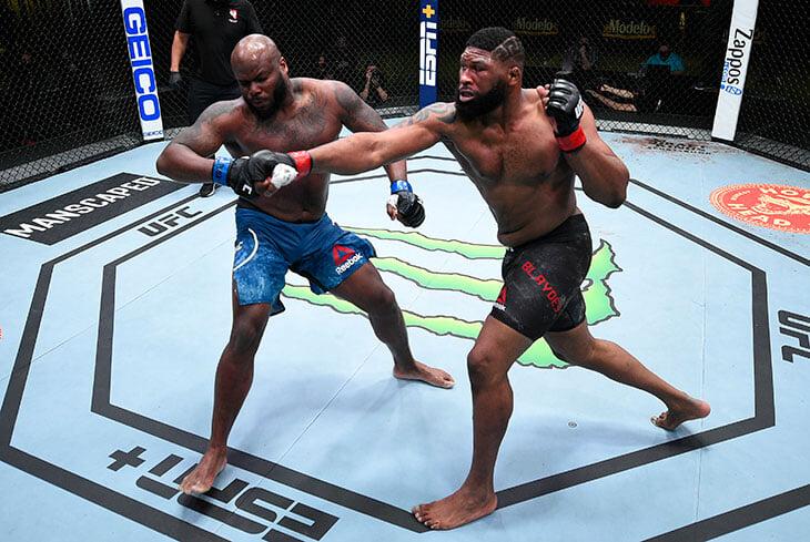 Ночь нокаутов в UFC. Финишировали Олейника и Орловского, а Льюис сравнялся с рекордом промоушена