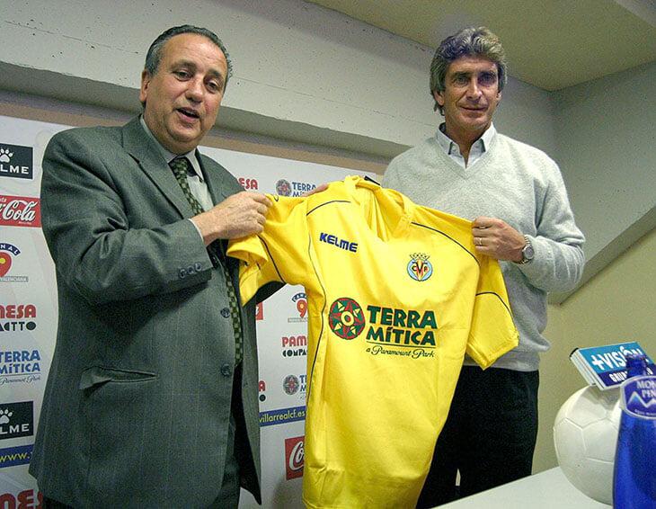 Пеллегрини вернулся в Испанию. Когда-то он выбросил Рикельме из «Вильярреала», бил рекорды «Реала» и закидывал «Малагу» в плей-офф ЛЧ