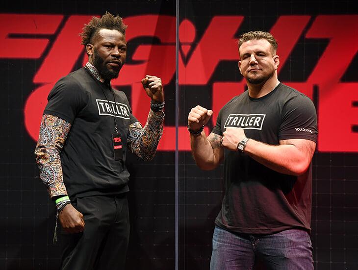 Звезды UFC перебираются в бокс. За примером Конора последовали Бен Аскрен и даже легендарный Андерсон Сильва