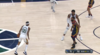 Jordan Clarkson sinks the shot at the buzzer