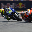 чемпионат мира MotoGP, Марк Маркес, Валентино Росси