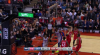 Zaza Pachulia, Jonas Valanciunas Highlights from Toronto Raptors vs. Detroit Pistons
