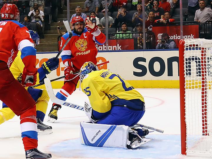 «Хотели сыграть вкрасивый хоккей, однако оннедает результата»— Олег Знарок