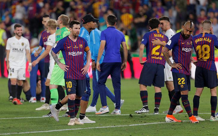 Королевский кубок испании по мини- футболу