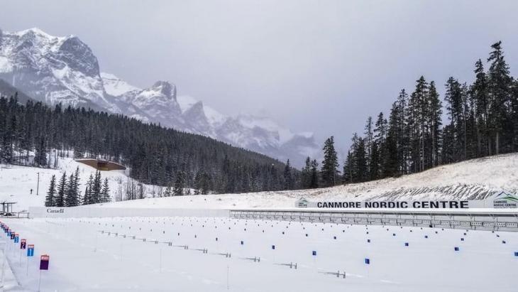 Русские биатлонисты прибыли наКубок мира вКанаду без винтовок