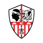 Аяччо - статистика Франция. Лига 1 2012/2013