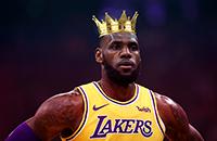 НБА, Лейкерс, Майами, Кливленд, Леброн Джеймс