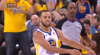 Stephen Curry dials from long distance