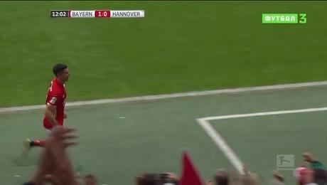 Германия. Бундеслига. «Бавария» - «Ганновер 96»