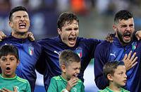 Патрик Кутроне, Федерико Кьеза, Евро-2019 U-21, сборная Италии U-21, сборная Италии по футболу, Риккардо Орсолини