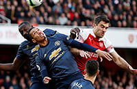 Сульшер наконец-то проиграл в АПЛ. 0:2 от «Арсенала»