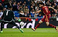 Рома, Реал Мадрид, Лига чемпионов, видео, Эдин Джеко, Мохамед Салах