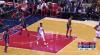 Eric Gordon 3-pointers in Washington Wizards vs. Houston Rockets