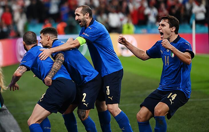 🇮🇹 Италия – чемпион Европы! Взяли второй Евро в истории, победили 53 года спустя