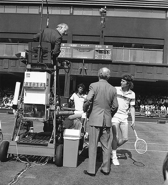 Джон Макинрой в 1981-м выдал самую знаменитую тираду в истории тенниса. Она принесла ему больше славы, чем все титулы