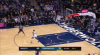 Will Barton hits from beyond halfcourt!