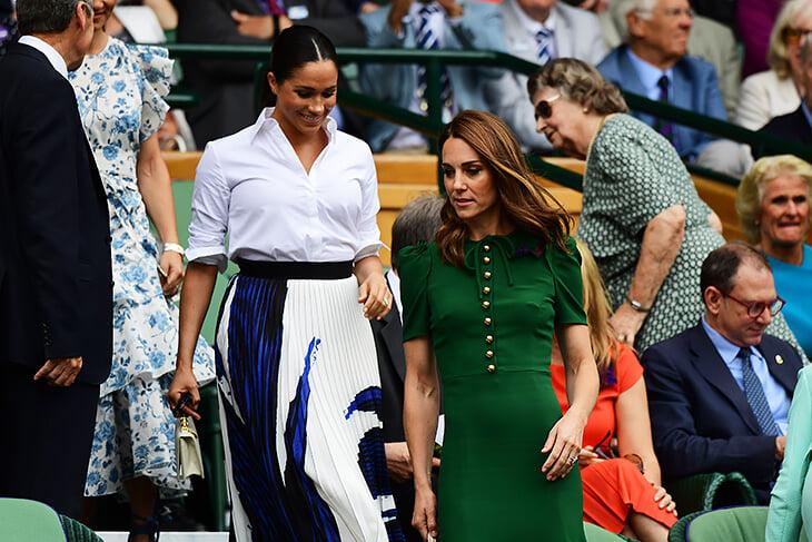 Принцесса Диана обожала теннис: играла в Челси, дружила со Штеффи Граф, а Сампрас думал, что она в него влюблена