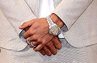 Криштиану надел больше 800 тысяч долларов на одну руку: самые дорогие Rolex и два кольца с бриллиантами
