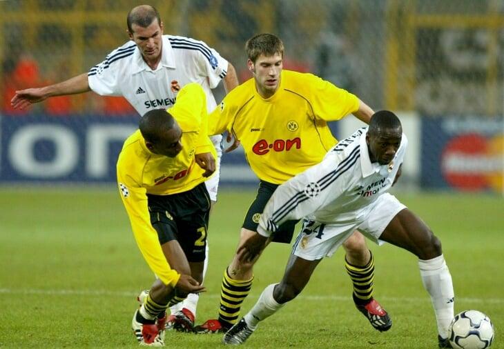 В уходе Макелеле из «Реала» виноват не только Перес. Француз и его агент подставляли фанатов (расизм!) и шантажировали клуб
