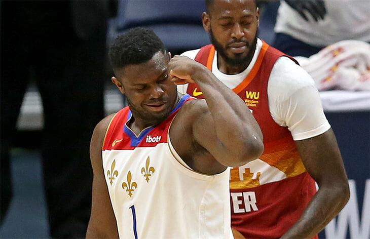 Зайон стал самым эффективным игроком НБА в своем втором сезоне. Что этот «летающий холодильник» себе позволяет?