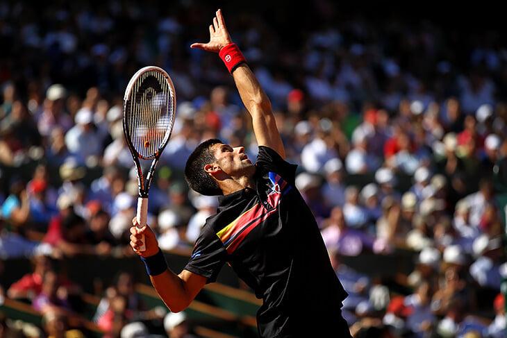 В 2011-м Федерер отсрочил эпоху Джоковича