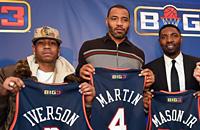 BIG3, стритбол, НБА