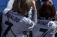 Криштиану Роналду, Реал Мадрид, Ла Лига, Лига чемпионов УЕФА, бизнес, Флорентино Перес, Сантьяго Бернабеу, игровая форма, маркетинг