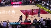 Big rejection by Kent Bazemore