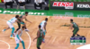 Jaylen Brown 3-pointers in Boston Celtics vs. Charlotte Hornets