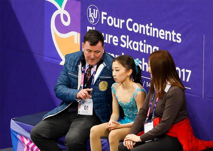 Фигуристка из группы Тутберидзе прыгала четверные еще до Трусовой и Щербаковой, а потом пропала и завершила карьеру