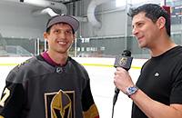 Вадим Шипачев, НХЛ, Вегас, интервью