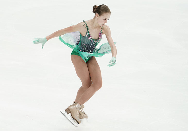 Вы тоже удивились оценкам Трусовой и Валиевой? Объясняем, что не так с судейством на Кубке России
