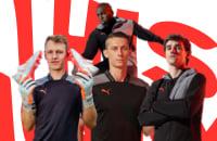 Зарегистрируйтесь на PUMA SKILLS DAY и участвуйте в футбольных челленджах