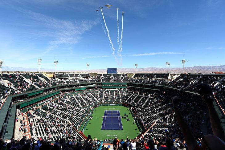 BNP Paribas Open, ATP, деньги, почитать, WTA, Билл Гейтс, ITF, бизнес