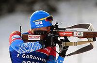 Первая гонка нового сезона: эстафета с Гараничевым