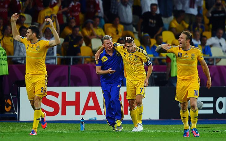 Так Шевченко делает Украину счастливой