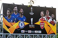 Англичане снова не хотят ехать на футбол на Восток. Зря – в Баку тоже совсем не страшно