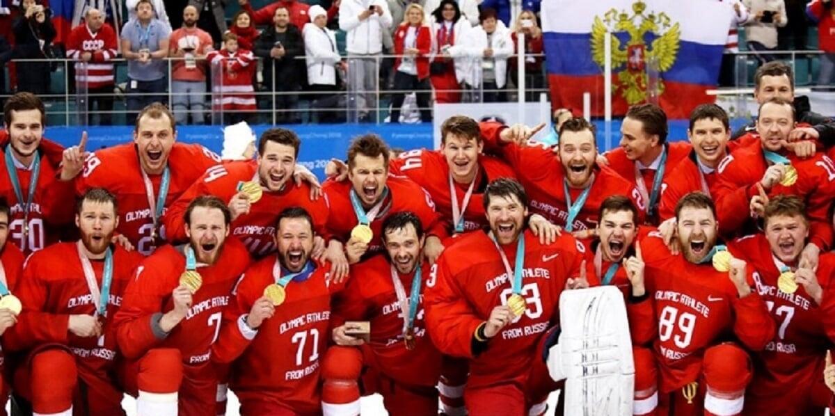 Россия сыграет в группе с Чехией, Данией и Швейцарией на Олимпиаде-2022