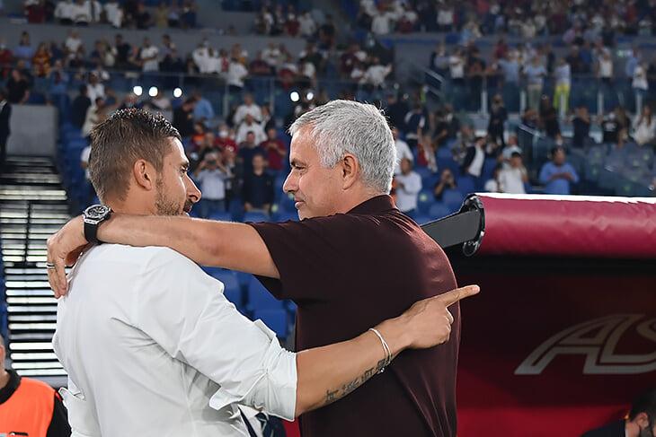 Жозе накрыло после победы в 1000-м матче: побежал через полполя (как когда-то в «Порту»)